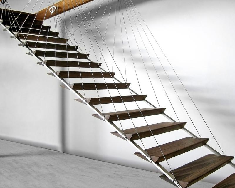 Innovative Design Hängetreppe